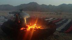 Dinner on Desert Marsa Alam