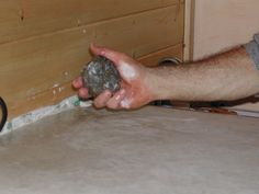 Tadelak Plaster... Waterproofing an earthen fixture (like the shower or a counter top) by gordecosense, via Flickr