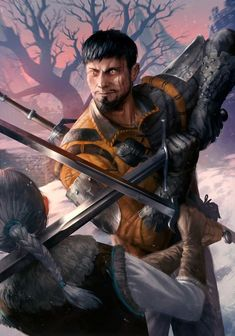Play GWENT — a strategy card game of choices and consequences, where skill, not luck, is your greatest weapon. The Witcher 1, The Witcher Books, Witcher Art, Ciri Witcher, Fantasy World, Fantasy Art, Character Art, Character Design, Character Ideas