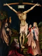 La crucifixion, 1520
