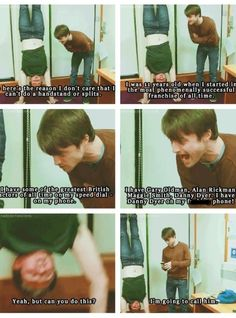 This is why Daniel Radcliffe is the fucking best