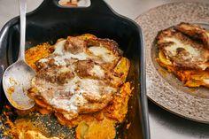 Cheddar, Quinoa, Cauliflower, Panna Cotta, French Toast, Pork, Meat, Vegetables, Breakfast