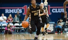 Oakland University's Kahlil Felder Continues Putting Up Big Numbers  Let's play a game. It starts with a description of a college basketball player and ends with with a guess on said player's identity.  Ready? OK, let's get started.....
