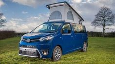 The new Toyota Proace-based Lerina camper van comes dressed up by Wellhouse Leisure, a British converter with much experience in compact camper vans. A versatile multi-use van, the Lerina can sleep and feed four on a camping holiday before switching over to six-seat people mover mode.