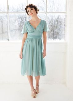 Gracie Georgette Occasion Dress