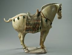 margaret-cooter: Some ceramic horses from China