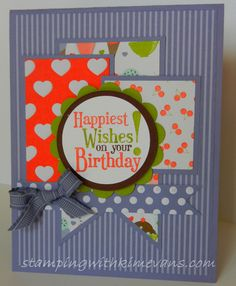 Mojo Monday #266 by kimcrafts - Cards and Paper Crafts at Splitcoaststampers
