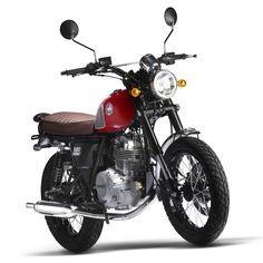 Moto Mash Two Fifty 250cc - Rouge - Motos 250cc - Motos