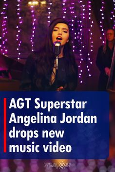 Angelina Jordan of America's Got Talent: Champions fame has dropped a new music video for her hit song 7th Heaven. The 15-year-old Norwegian singer has taken the world by storm with her old-school jazz style and aesthetic. #angelinajordan #americasgottalent #agt #music #singer #song #7thheaven #musicvideo America's Got Talent Videos, Angelina Jordan, Gloomy Sunday, Soul Jazz, 7th Heaven, Old Soul, Hit Songs, New Music, Superstar
