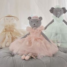 """16 Best Items From the Monique Lhuillier for Pottery Barn Kids Collection. Designer Dolls-$69 each, potterybarnkids.com Didn't get to wear Monique Lhuillier on your wedding day? You're in luck! These soft plush dolls are outfitted in pint-sized replicas of three of her most classic bridal gowns. """"I have always been inspired by the delightful fantasy of special occasions,"""" says Lhuillier. Every day will feel like a special event as your little one prepares for their own walk down the aisle…"""
