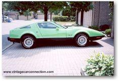 #dreamcar #bricklin #agirlcandream Vintage Car Connection