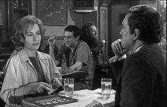 Robert De Niro jouant Un client au restaurant dans «TROIS CHAMBRES À MANHATTAN»(1965)