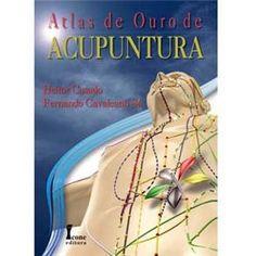 Livro - Atlas de Ouro de Acupuntura