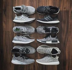 Pick One | adidas Ultra Boost | Uncaged | adidas NMD | adidas Alpha Bounce…