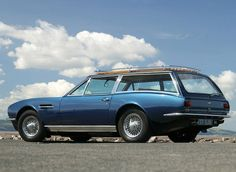 Aston Martin DB S par FLM Panelcraft