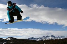 Kelly Clark - Snowboarding Grand Prix