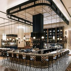 Restaurant Decor | Decoración de Restaurantes #movler #interiordesign #restaurant #design #diseño #restaurante