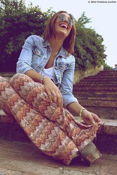 Il blog di Ragazze.it Fashion Films: 10 foto con...Pasqualina Del Monaco. Foto di Cristiano Luchini.