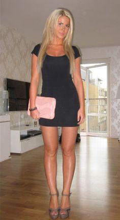 Shopping outfits - Hannaochelina | Blog at Devote.se