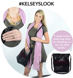 Look of the Week - Shopping Trip - Kelsey