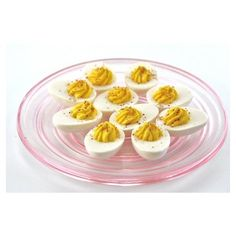 Deviled Eggs Food for American Girl Dolls ❤ liked on Polyvore featuring toys