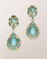 Image result for david lister turquoise earring sale