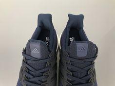 "817584ebd39be Adidas Ultra Boost 3.0 ""Deep blue"" Real Boost BA8843 Men Women Ladies Girls  Real"