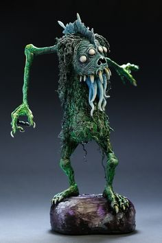 Dug Stanat Makes Some cool monsters that would make great stalk around costumes!