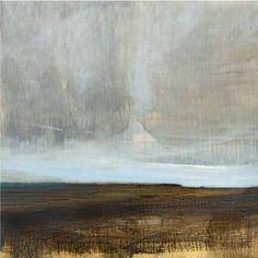 "Saatchi Art Artist David Scott Moore; Painting, ""Sussex Downs Sunset XXIX"" #art"