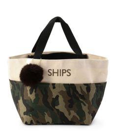 ポケットトートバッグ: バッグ −シップス公式通販サイト|SHIPS ONLINE SHOP
