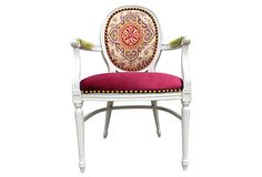 French Louis XVII-Style Chair on OneKingsLane.com