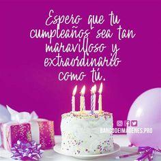 Spanish Birthday Wishes, Birthday Wishes Messages, Happy Birthday Celebration, Happy Birthday Wishes Cards, Happy Birthday Funny, Happy Birthday Images, Birthday Quotes, Happy Birthday Boyfriend, Elmo Birthday
