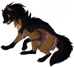 Nova, Beta Female of IronSides Pack. Slightly insane from the tests done on her. Mate of Togue and mother of Jasper, Onyx, and Obsidian.