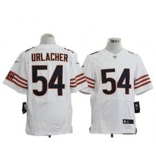 Girls Youth Chicago Bears Brian Urlacher Nike Navy Blue Game Jersey