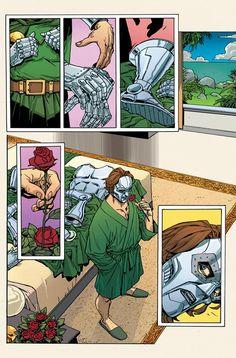 Marvel Preview: Deadpool vs Thanos #1