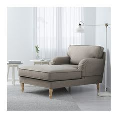 IKEA STOCKSUND chaise longue 10 year guarantee. Read about the terms in the guarantee brochure.