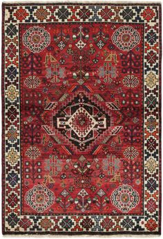 KASHGHAI TEPPICH 152X105