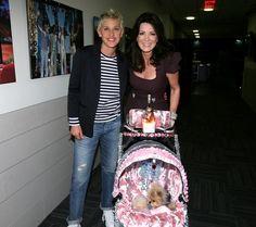Ellen DeGeneres Twitpics