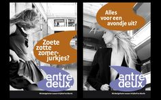 Entre Deux | Solide (re)branding en doeltreffende communicatie voor corporate, b-2-b en b-2-c merken.