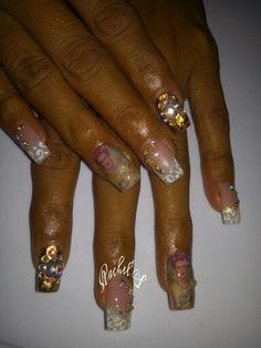 Frida kalo! Diva, Nails, Beauty, Finger Nails, Ongles, Divas, Beauty Illustration, Nail, Godly Woman
