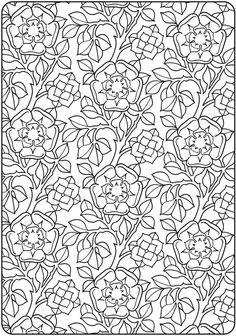 Creative Haven Deluxe Edition Elegant Art Nouveau Coloring Book