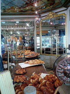 Du Pain et des Idées, Paris, France ~ one of the best (and most original!) bakeries in Paris