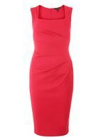 Womens **Scarlett B Pink 'Lydia' Bodycon Dress- Pink