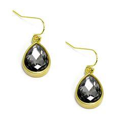 Sam Moon | Gemstone Dangle Earrings $2.99