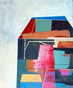 "Saatchi Art Artist Jim Harris; Painting, ""Metropolis"" #art"