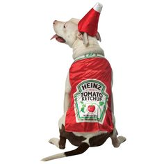 Heinz Ketchup Pet Costume  Product #: WC14852