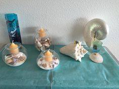 Clearly creative Eclectic Votive Trio!