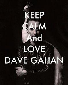 Love Dave Gahan