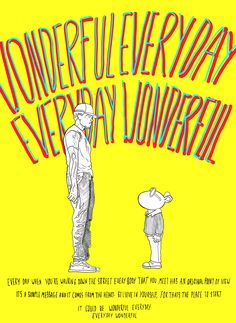 wonderful everyday, chance the rapper