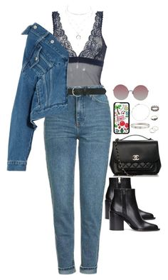 guaranteed i can blow ur mind ~ by ohsnapitzblanca on Polyvore featuring polyvore fashion style Balenciaga Topshop STELLA McCARTNEY Marni Chanel Cartier Charlotte Russe Loree Rodkin Astley Clarke Linda Farrow M&Co clothing StreetStyle Summer festival dualipa